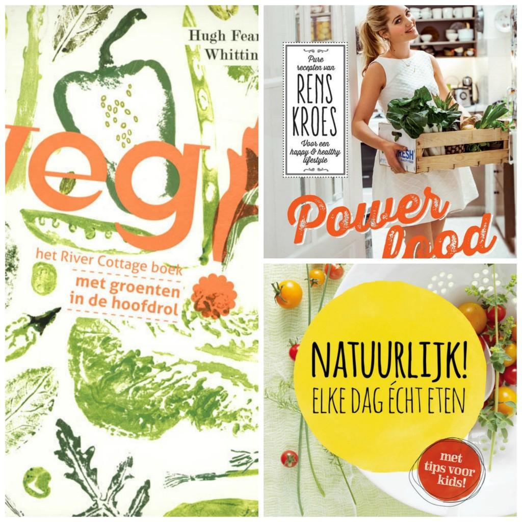 3 gezonde kookboeken
