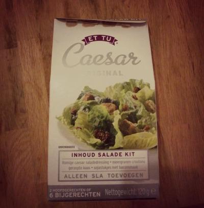 Caesar salade kit