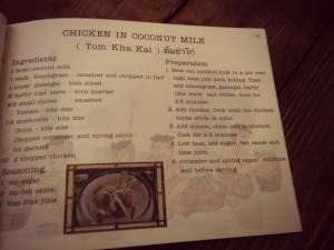 Tom Kha Kai recept