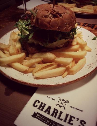 The Emperor - Charlie's Burgers en Steaks