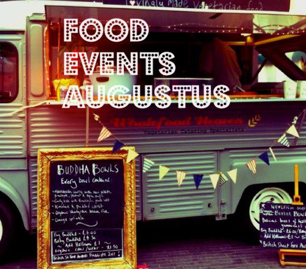 Food events augustus