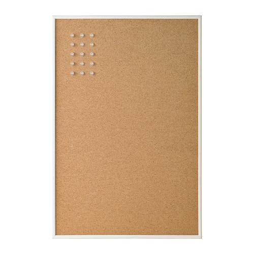 prikbord wit IKEA