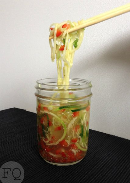 Cup a Zoodle Foodquotes