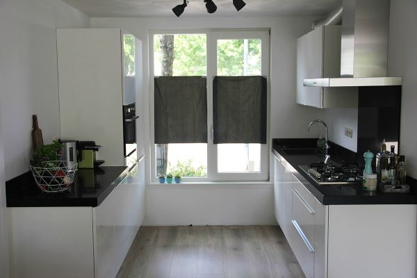 Great Little Kitchen Tour FoodQuotes keuken
