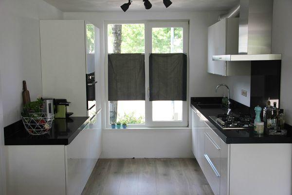 Keukenraam Inspiratie : Een kijkje in de keuken van Simone (Foodquotes nl)
