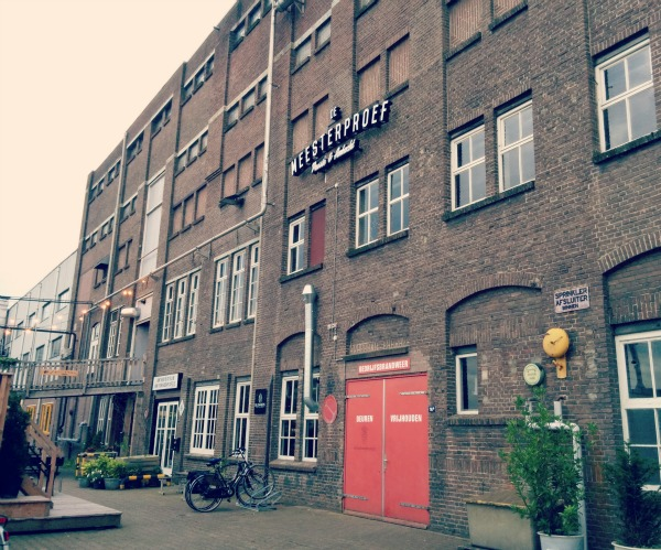 Pand Meesterproef Nijmegen