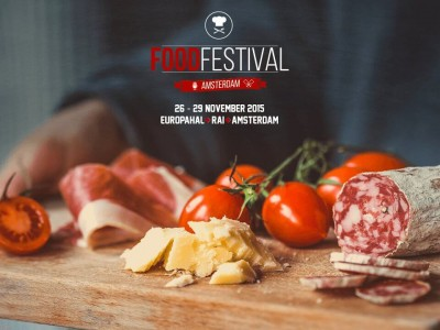 Foodfestival Amsterdam November