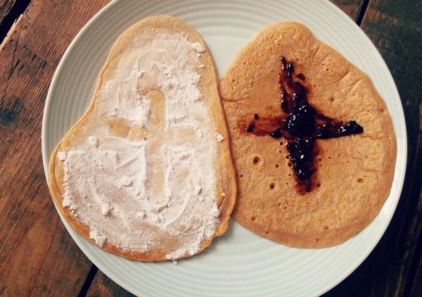 Mijter Pannenkoeken Sinterklaas