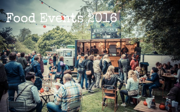 Food events 2016