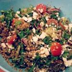Quinoa salade Rens Kroes