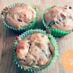 courgette muffins met feta