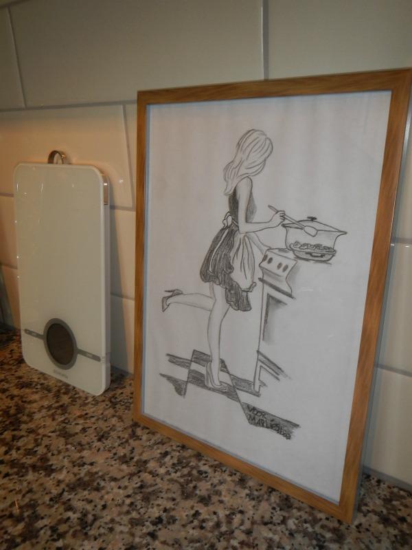 Kijkje in de keuken van Knutselindenkeuken  aanrecht