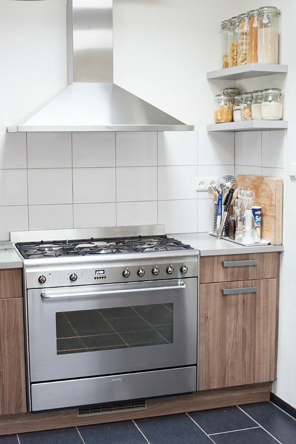 kijkje in de keuken van ohmydish - great little kitchen tour