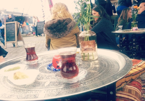 Turkse thee & baklava - Eeterij op Wielen Breda