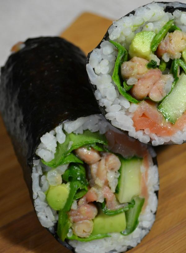 sushi burrito duizenden1dag.nl