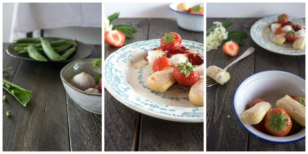 collage foodfotografie workshop