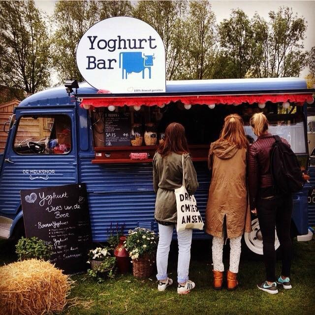 De Melksnor Yoghurt Bar