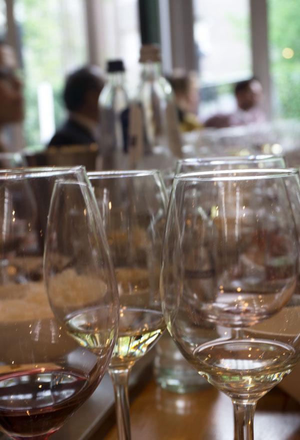 Bali James Wine Pairing