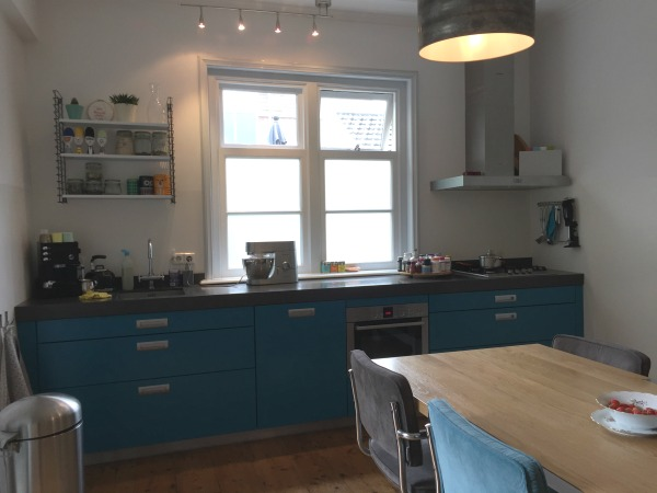 Kijkje in de keuken van Yivat Mozes