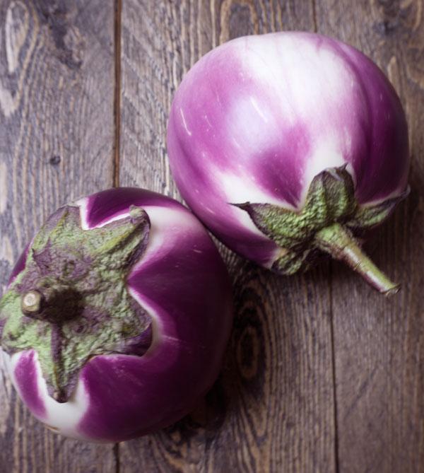 purpura aubergine