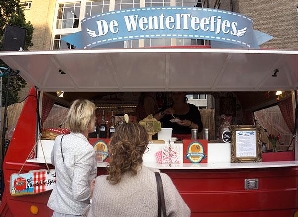 De Wentelteefjes - Eten op Rolletjes Breda