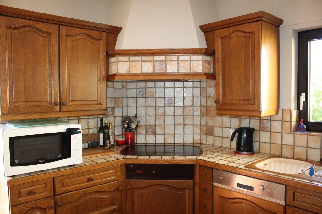 Kijkje in de keuken van Sonja Vanderhaegen