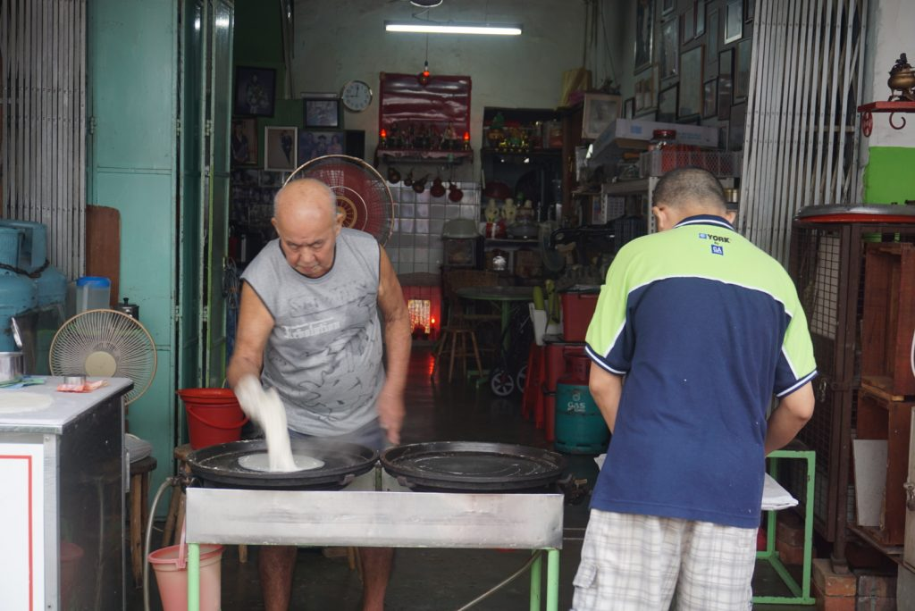 Markt Popiah penang