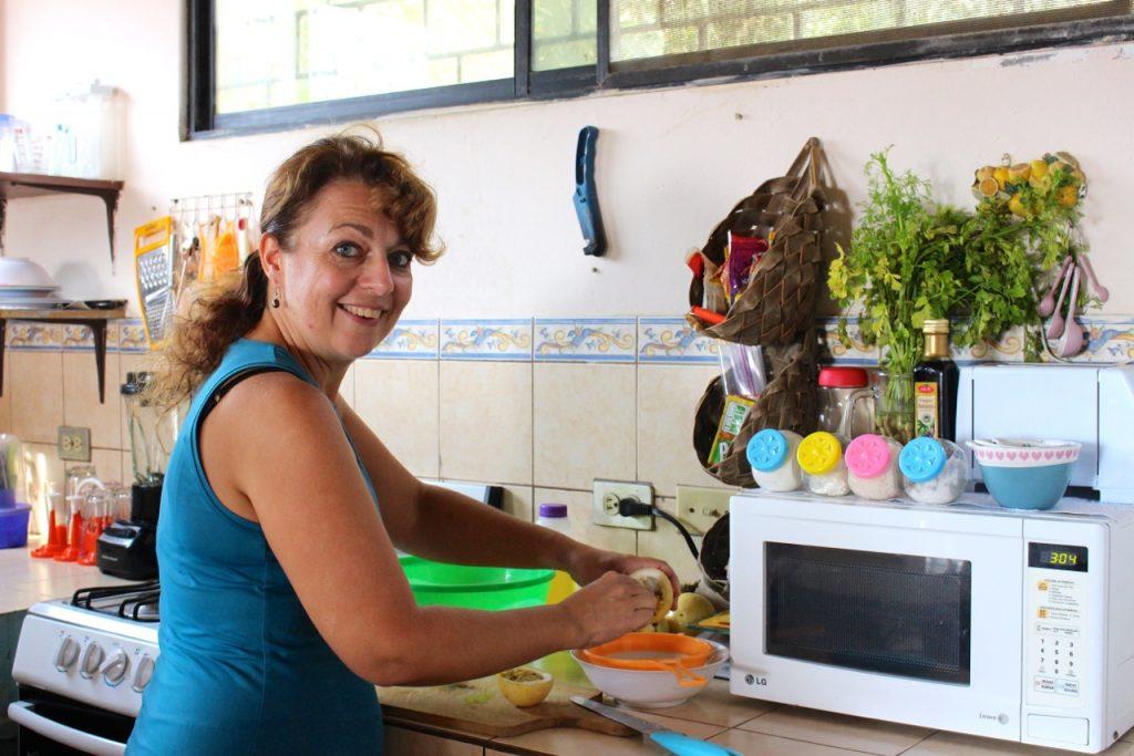 Keuken van Tessa Patesserie.com