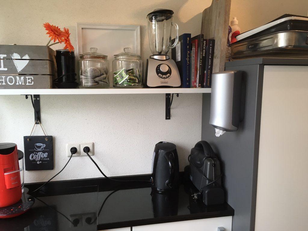 Aanrecht keuken van Marlon