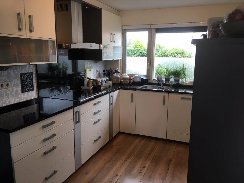 Keuken van Marlon