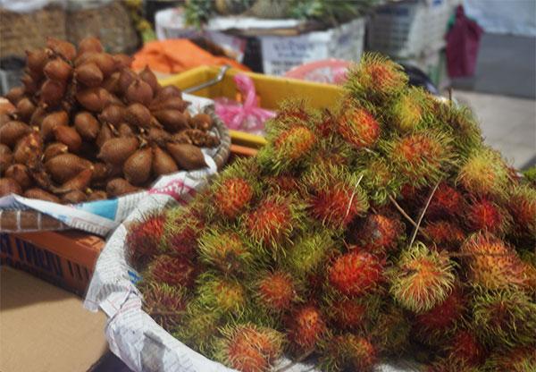 Maleisisch fruit Kota Bharu