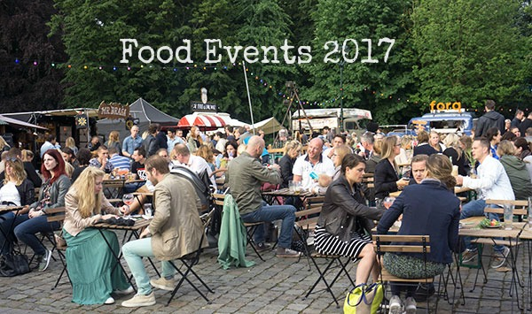 food events 2017