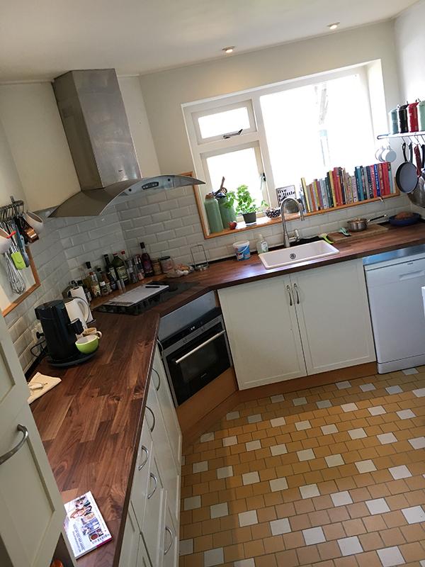 Keuken Slowfoody Great Little Kitchen Tour