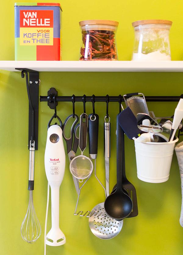 kijkje in de keuken van Elianne De wereld op je bord