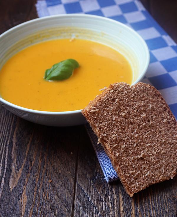 Flespompoen soep